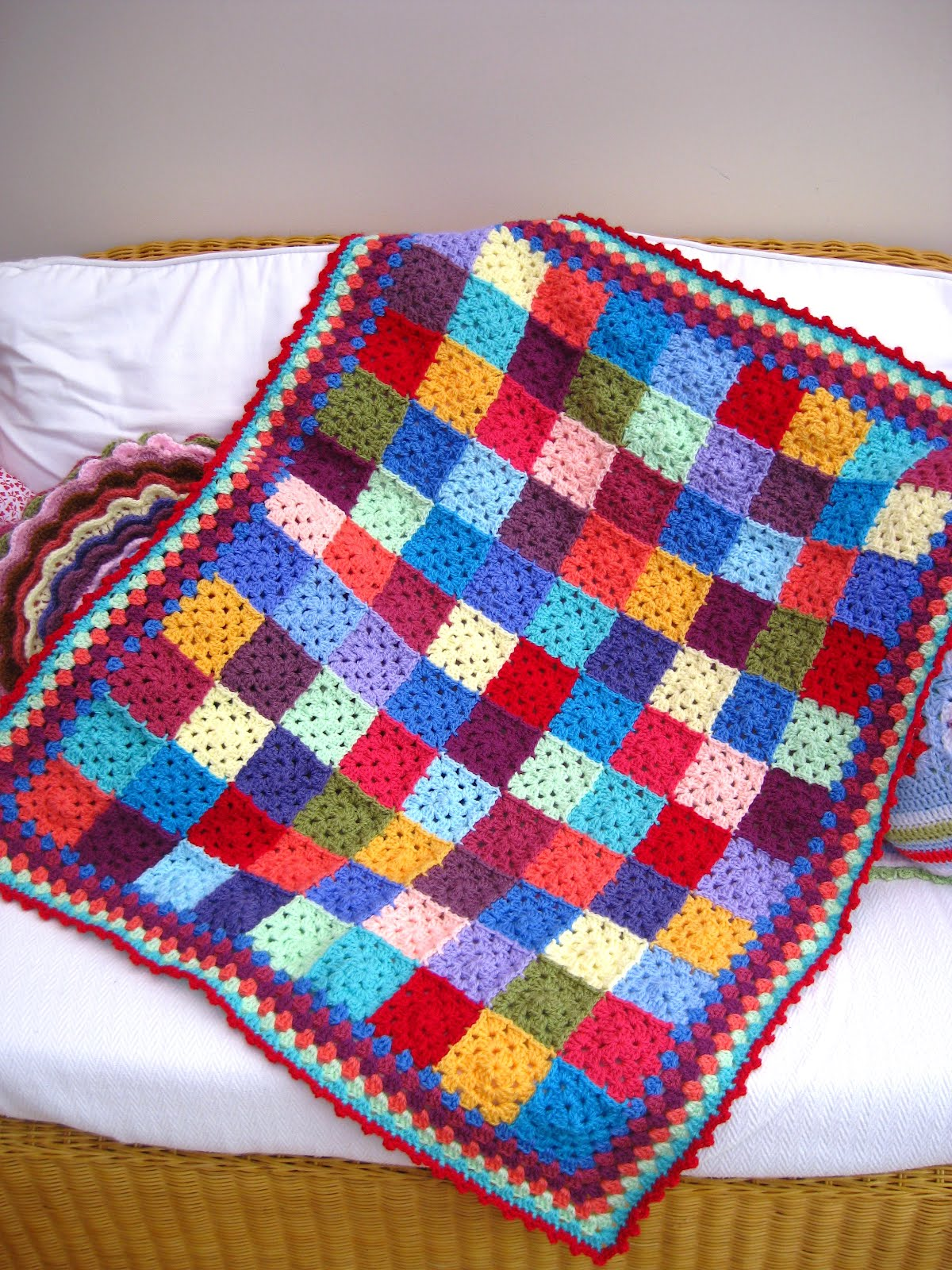 Colorful Blanket