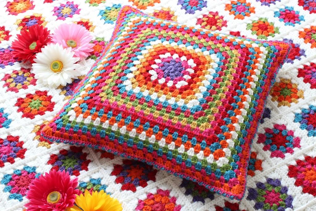 Вязание наволочек вязание подушек крючком 35