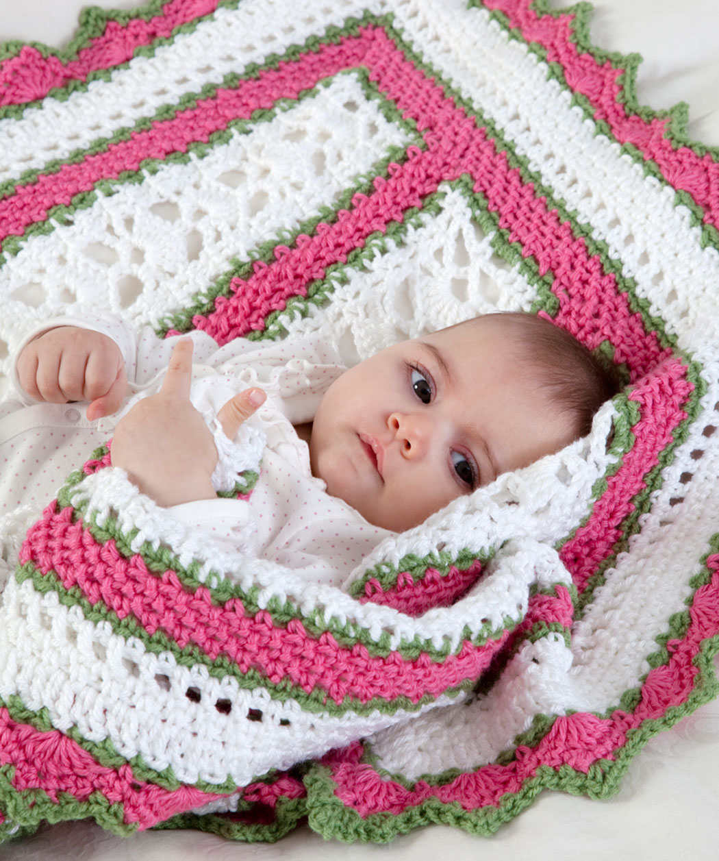 Baby Love Blanket Free Crochet Pattern : 10 Beautiful Baby Blanket Free Patterns Beautiful ...