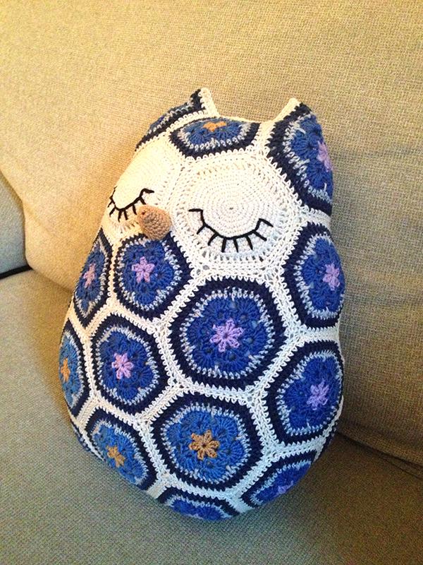 African Flower Written Crochet Pattern : African Flower Pattern Beautiful Crochet Stuff