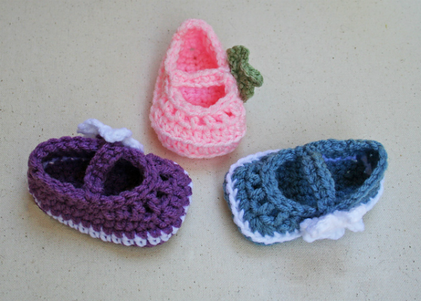 Free Crochet Baby Shoes Pattern Beautiful Crochet Stuff