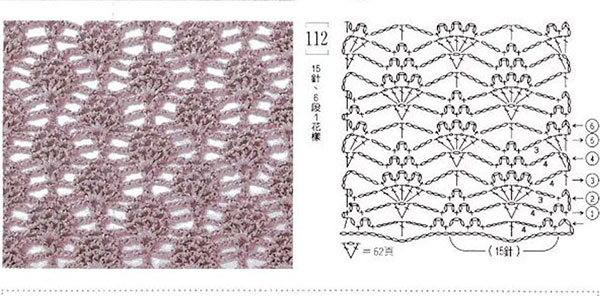 White lace dress photo tutorial diagrams beautiful crochet stuff diagram 1 ccuart Images