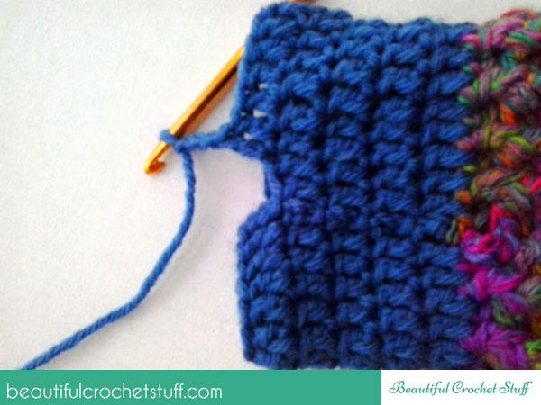 crochet fingerless