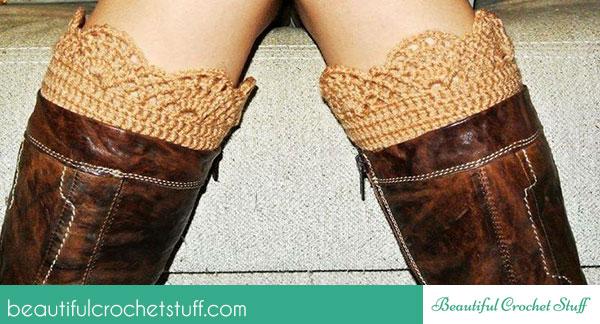 crochet-boot-cuff