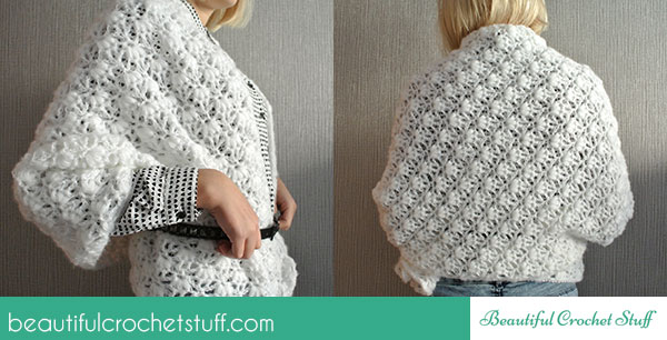 Free Crochet Shawl Pattern Beautiful Crochet Stuff