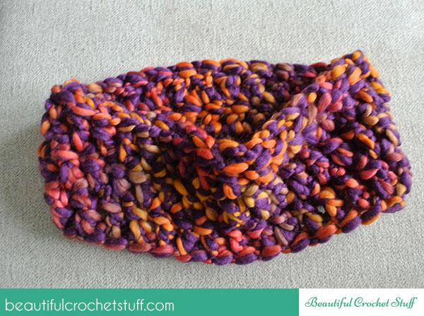 Free Finger Crochet Scarf Pattern Beautiful Crochet Stuff