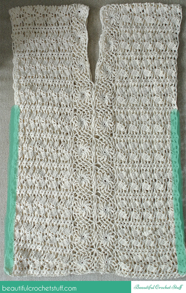 Free Crochet Tunic Pattern For Beginners : Crochet Leaf Tunic Free Pattern Beautiful Crochet Stuff