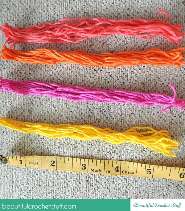 crochet-fringe-free pattern