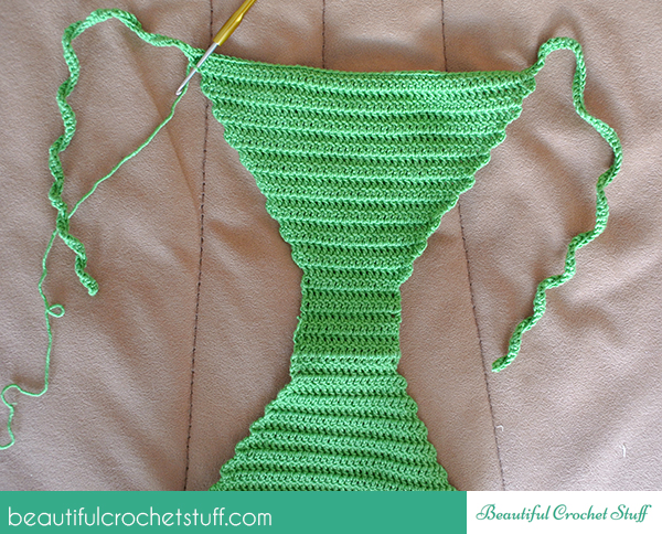 Crocheted Bikini Pattern
