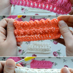 How to Make Puff, Bobble and PopCorn Stitches