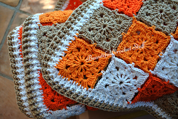 Free Crochet Blanket Pattern Beautiful Crochet Stuff