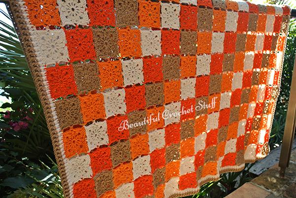 Free Crochet Blanket Pattern Beautiful Crochet Stuff