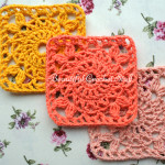 Crochet Square Free Pattern
