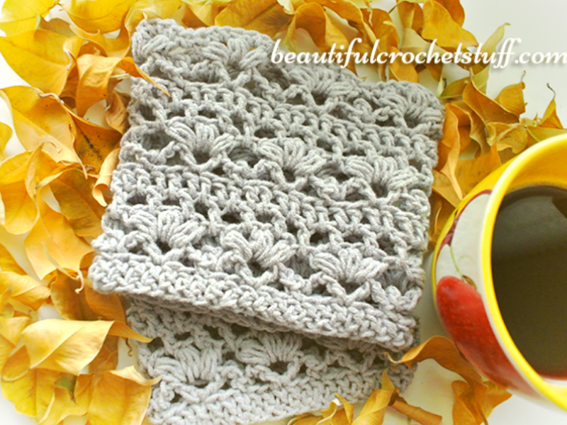 Crochet Boot Cuffs Free Pattern (Video)