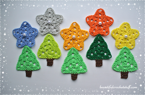 Crochet Star Free Pattern