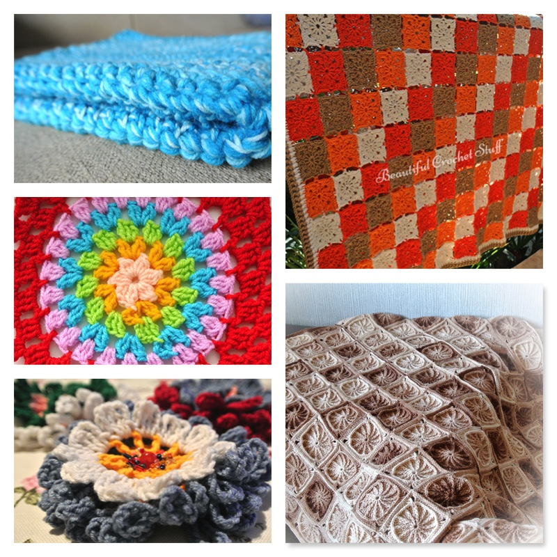 Crochet Blankets Free Pattern
